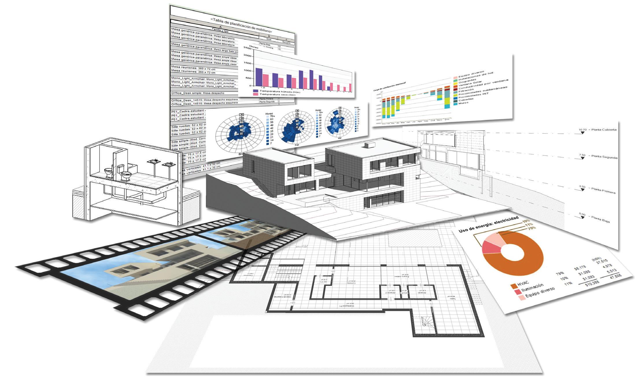 Imagen del evento BIM Autodesk® Revit® Architecture - Básico (Dem. Teruel)