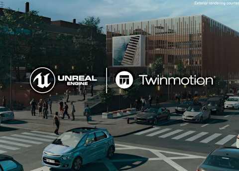 Imagen del evento Visualizaciones realistas en minutos. Unreal Engine 4 + Quixel / Twinmotion