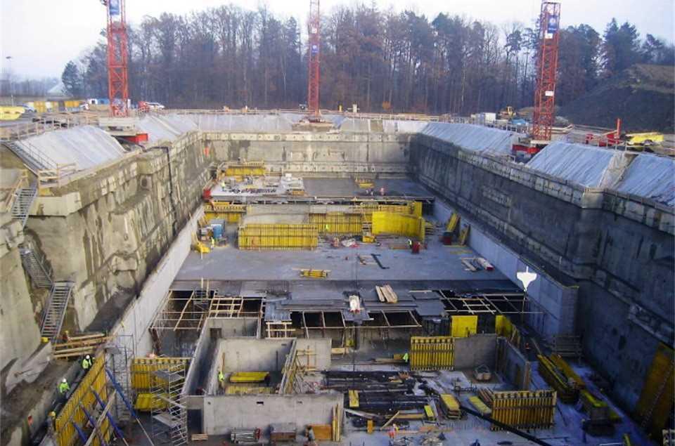 Imagen del evento Impermeabilización de estructuras enterradas