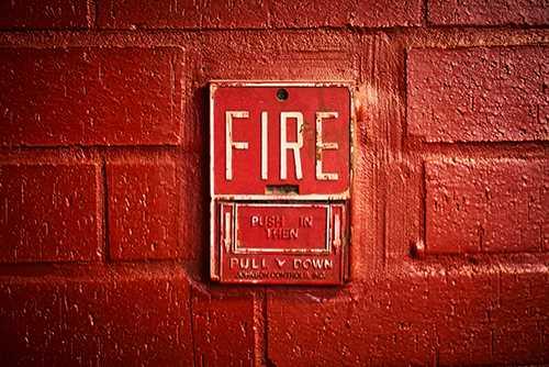 Imagen del evento Reglamentación de Seguridad y Protección contra Incendios. CTE-RSCEI-RIPCI