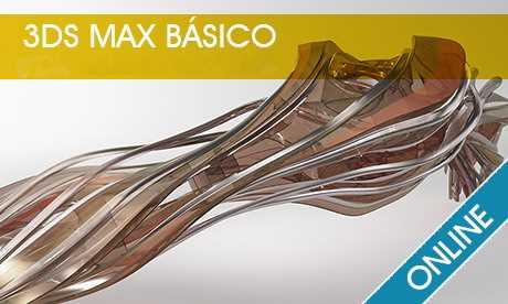 Imagen del evento 3DS MAX - Básico