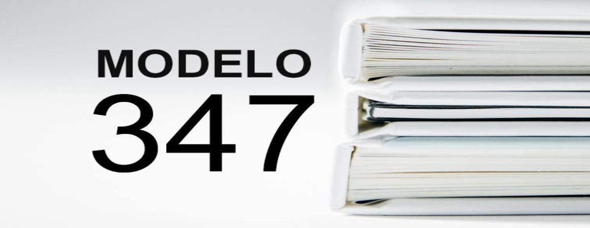 Modelo 347 - Ejercicio 2020