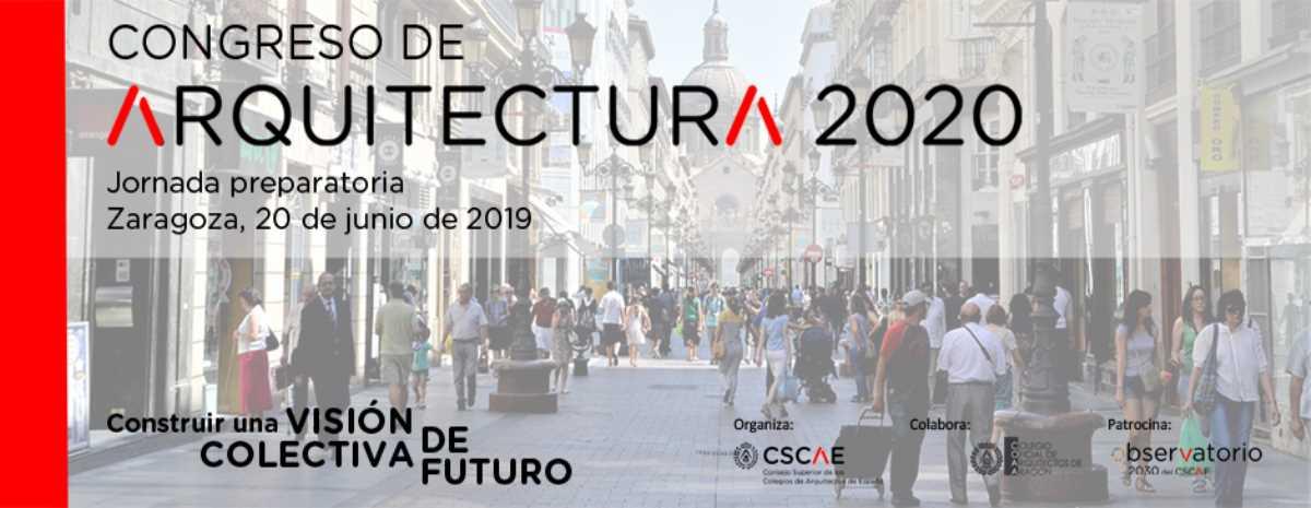 Congreso Arquitectura 2020