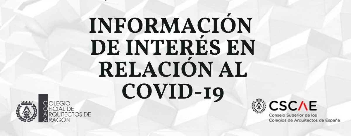 Información de interés COVID-19