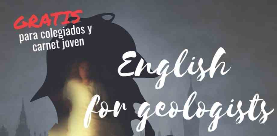 Imagen del evento English for geologists