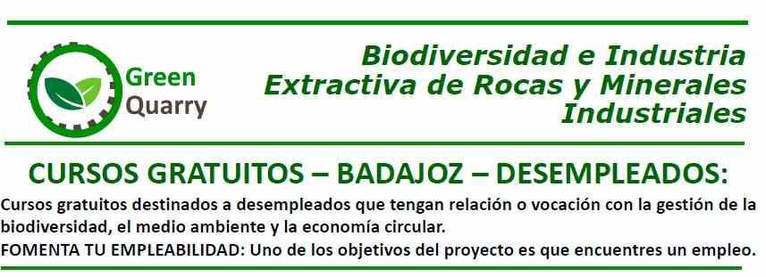 Imagen del evento Biodiversidad e Industria Extractiva de Rocas y Minerales Industriales
