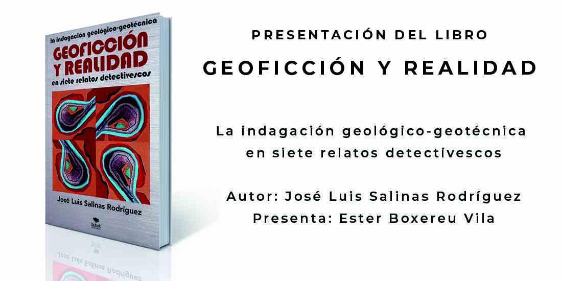 """Imagen del evento Presentación del libro """"GEOFICCIÓN Y REALIDAD"""""""
