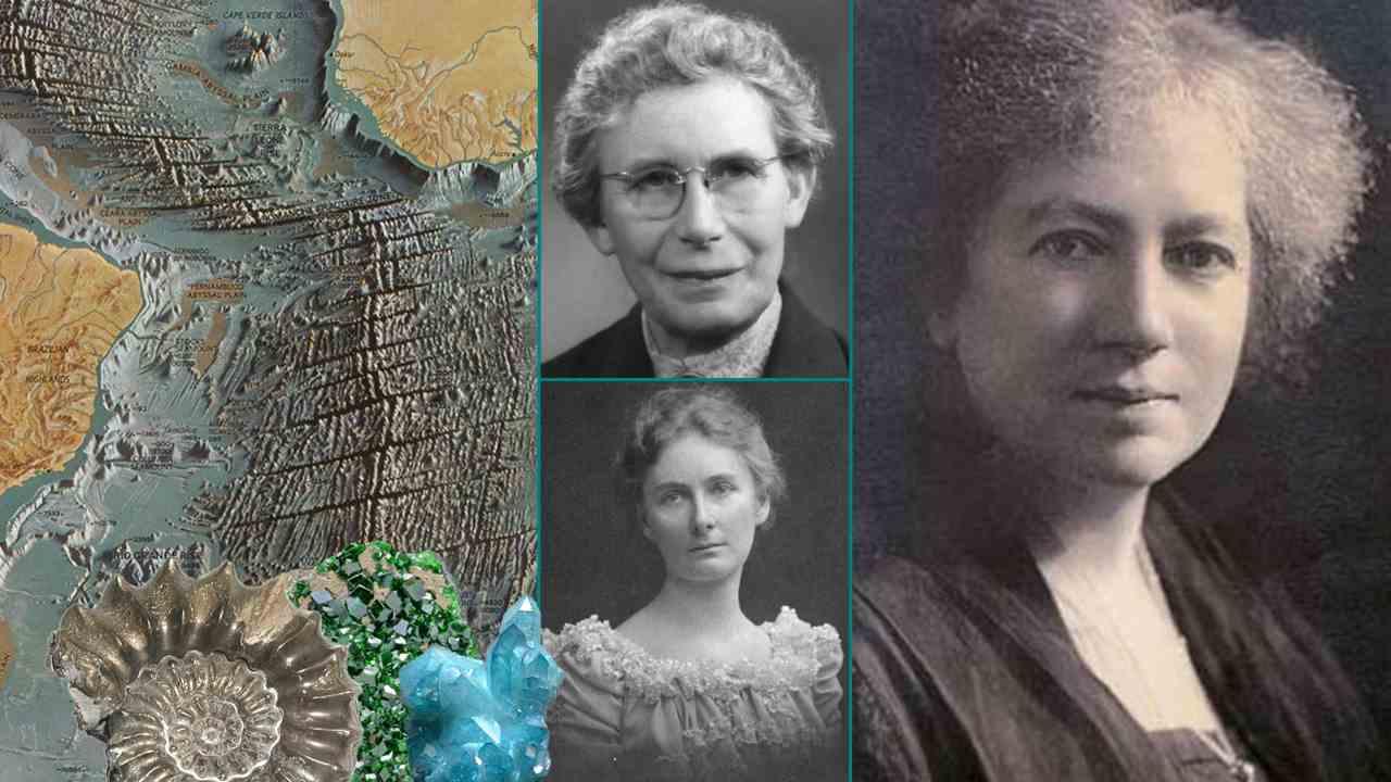 """Imagen del evento  Conferencia """"Pioneras: geólogas ilustres"""""""