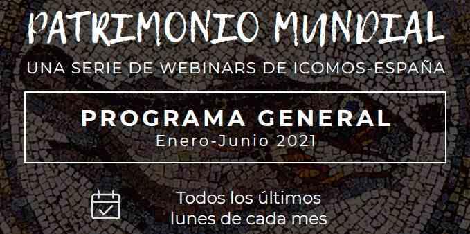 Imagen del evento LUNES DEL PATRIMONIO MUNDIAL