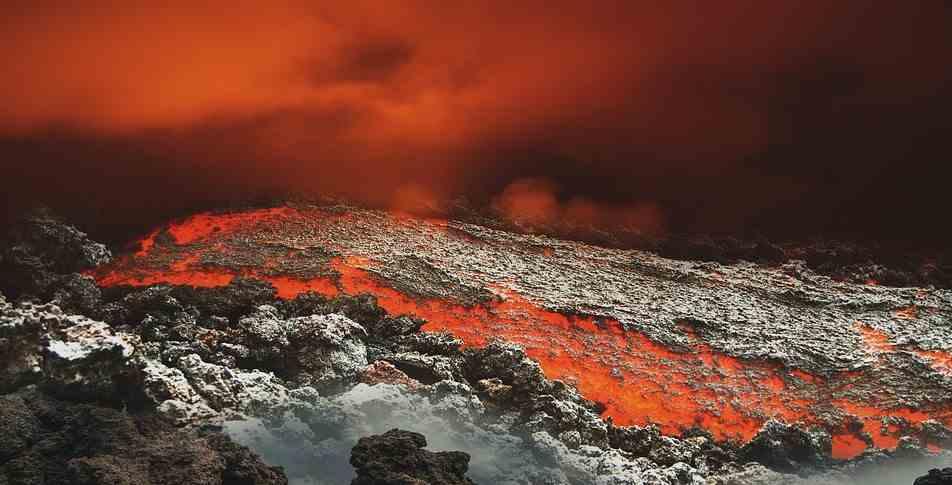 Imagen del evento ¡Alerta volcán en erupción!