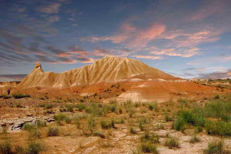 Geo-excursión: Bardenas Reales en otoño