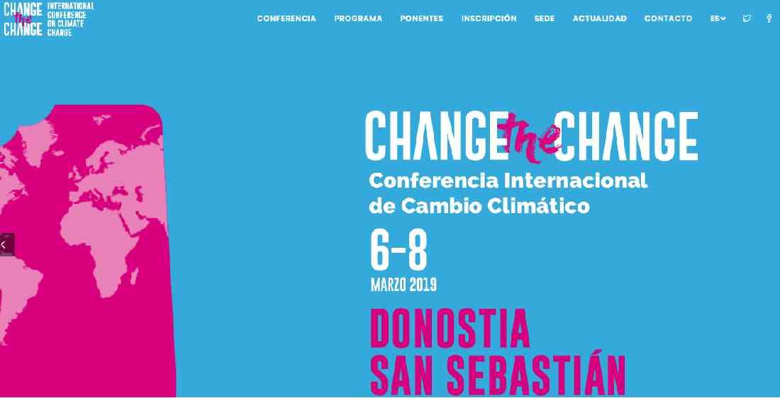 "Congreso / Kongresua: ""Change the Change"""
