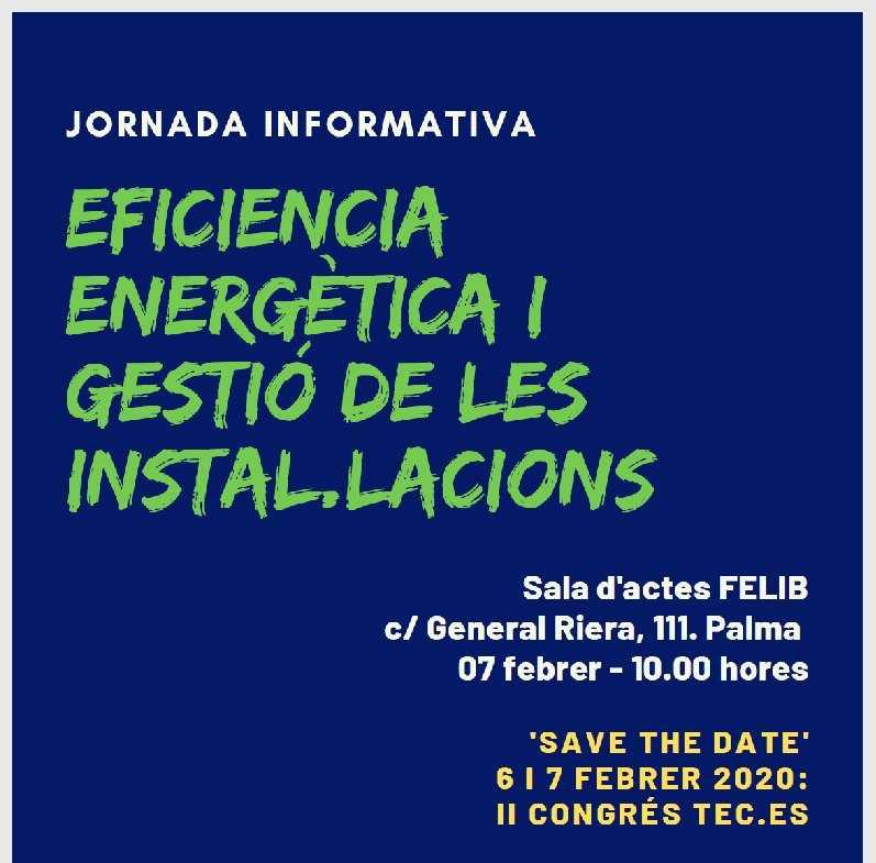 Imagen del evento Jornada Informativa sobre Eficiencia Energética en Instalaciones Deportivas