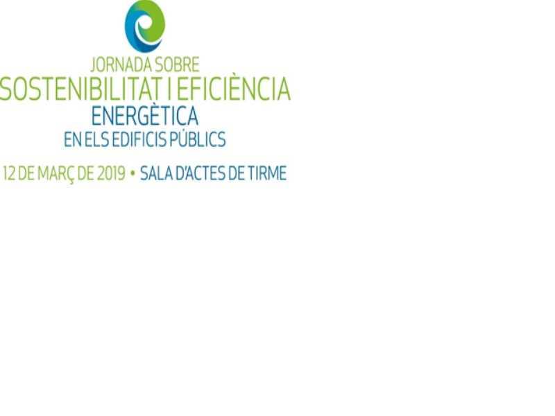 Imagen del evento Jornada sobre sostenibilidad y eficiencia energética en edificios públicos