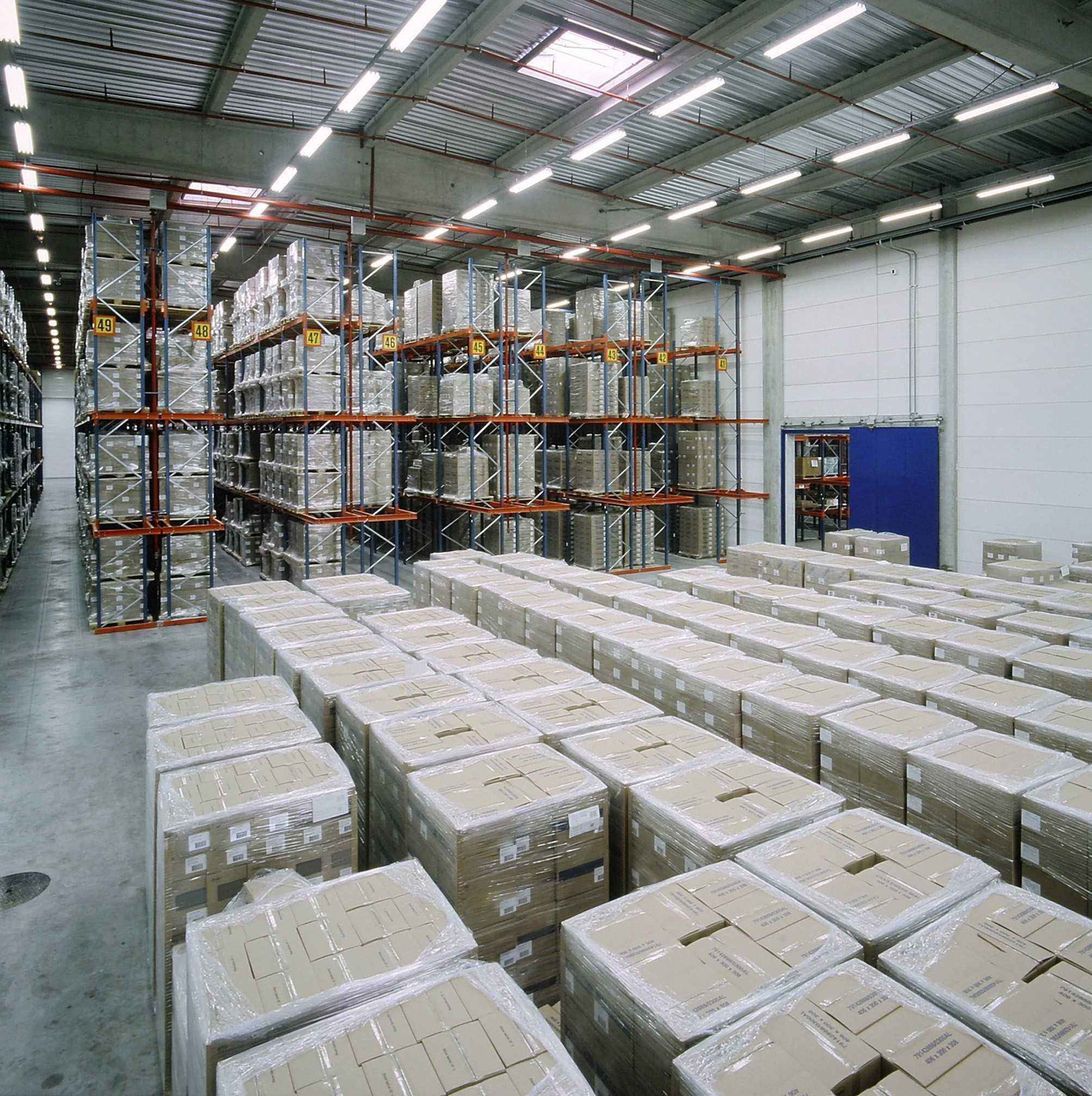 Imagen del evento Gestión Logística en plantas industriales